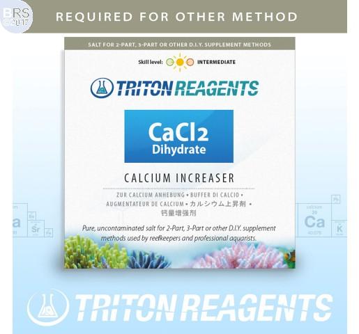 Reef Tank Calcium Increaser CaCl2 4kg - Triton