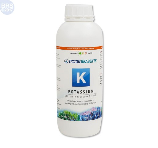 Trace Base Potassium 1000mL - Triton