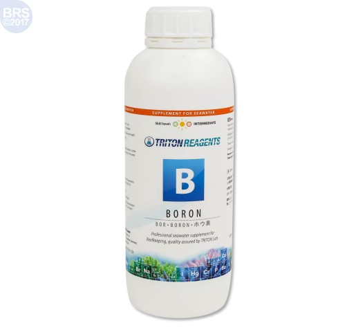 Trace Base Boron 1000mL Triton
