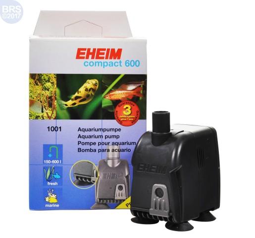 Eheim Compact Pump 600 Packaging