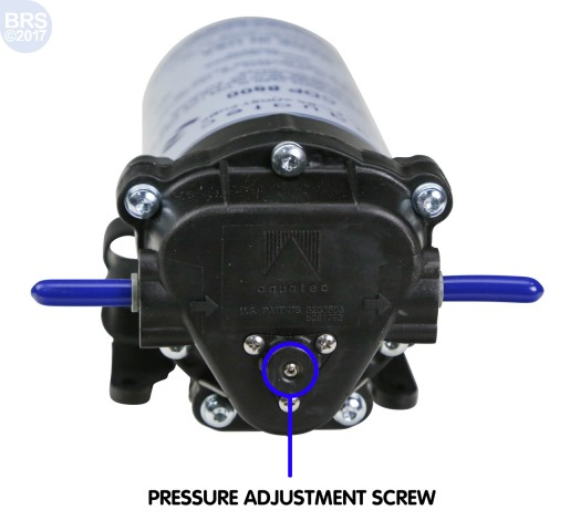 """Aquatec 8800 Booster Pump Kit 1/4"""""""