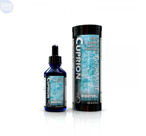 Cuprion - Stabilized Ionic Copper Solution; PROFESSIONAL USE ONLY