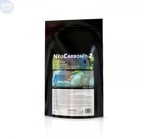 NeoCarbonit-Z - Media for Rapid Uptake of Ammonia and Chloramines