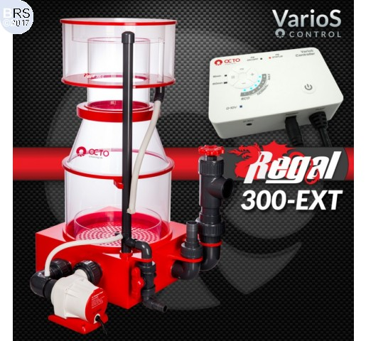 "Regal 300EXT 12"" Recirculating Protein Skimmer (VarioS)"