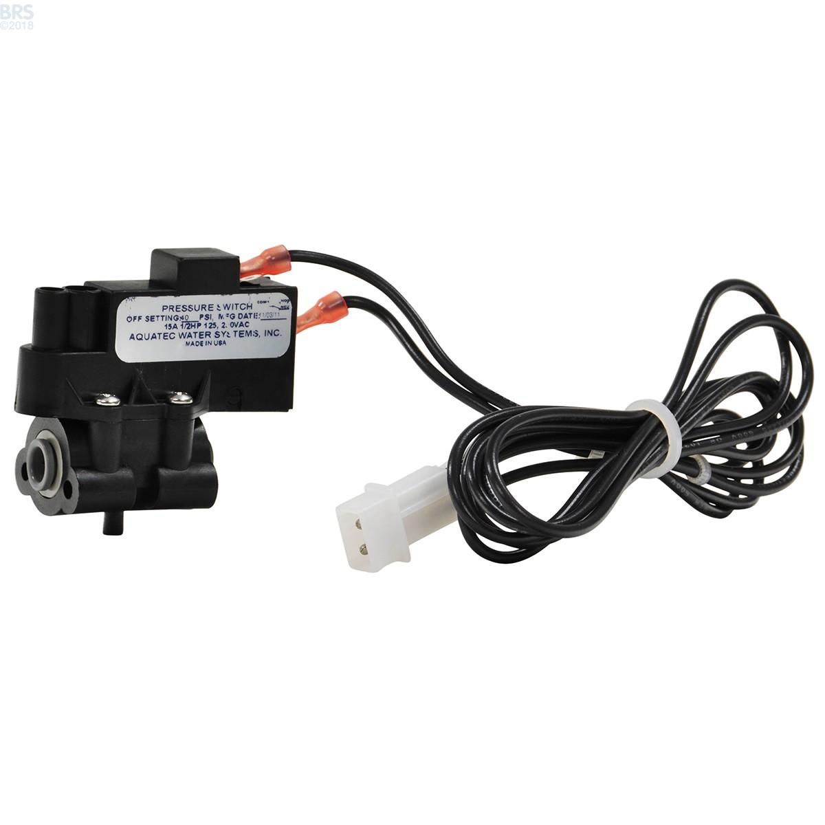 Aquatec 8800 Psw Pressure Switch 1 4 Quot Push Connect Bulk