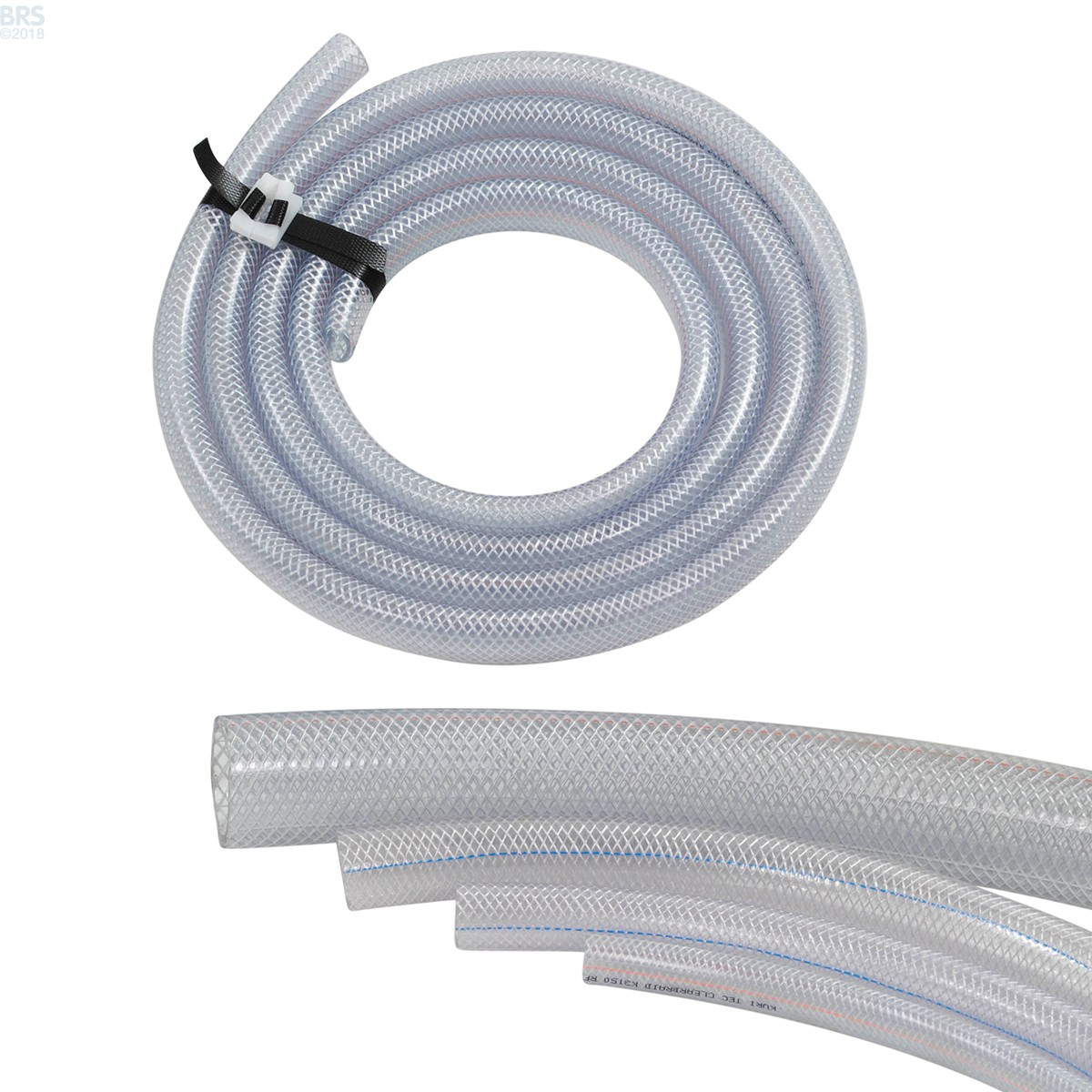 Braided Nylon Tubing Sold by the Foot - Bulk Reef Supply