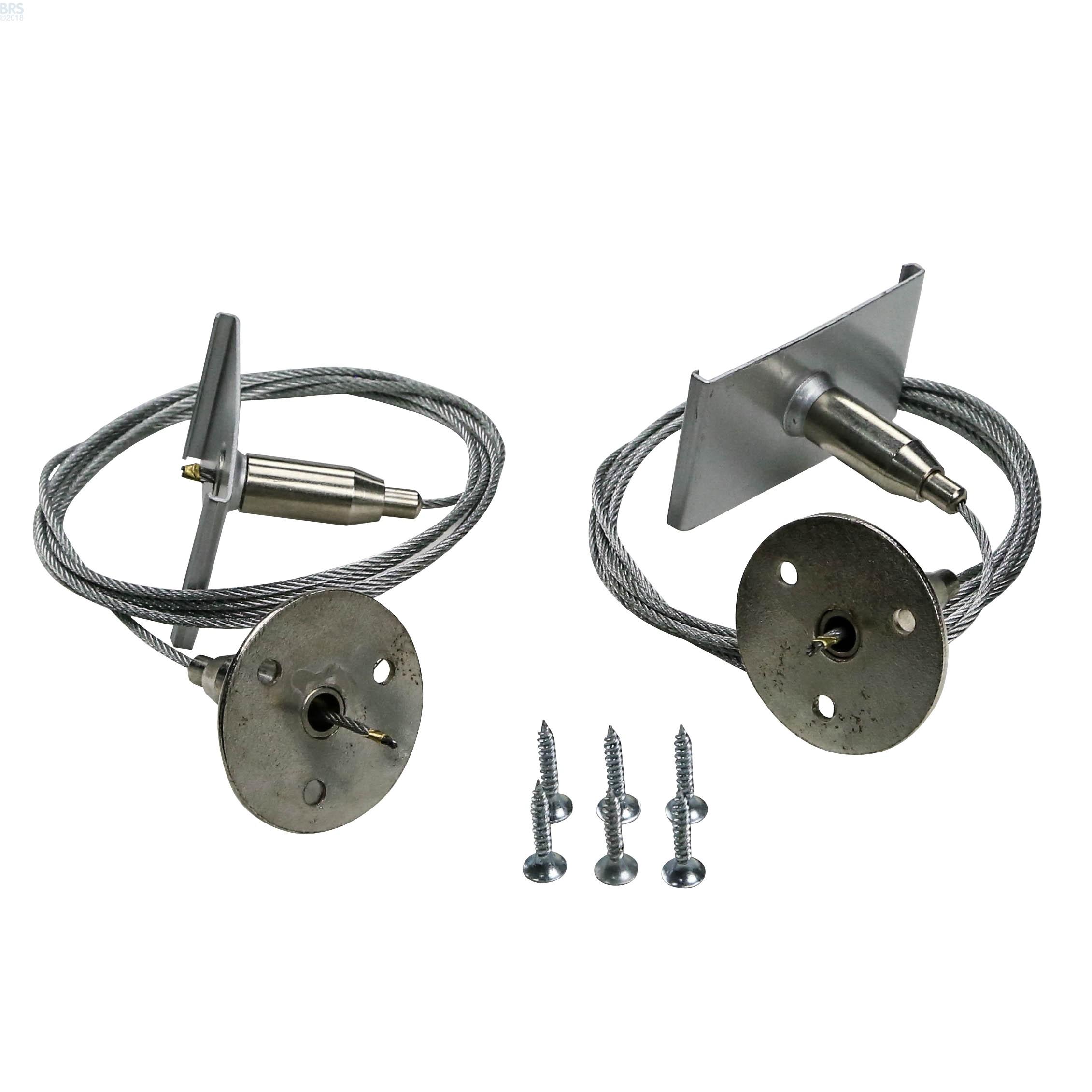 Hamilton Technology Bimini Sun 250w Metal Halide System: Bimini Sun Hanging Kit