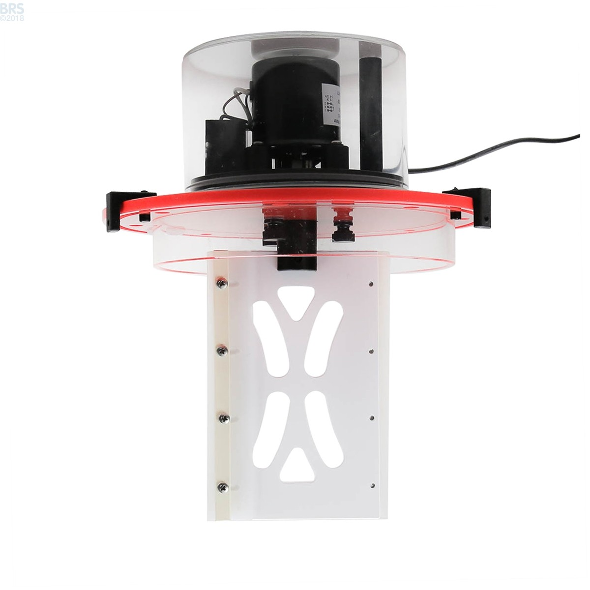 Reef Octopus Automatic Skimmer Neck Cleaner Anc With Lid