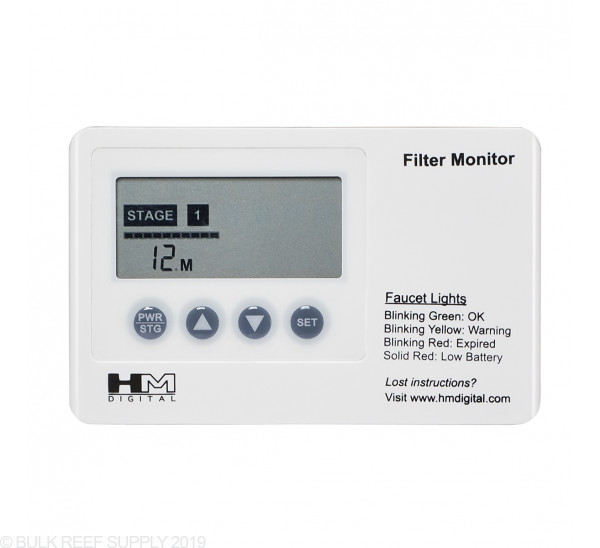 FM-2: Filter Monitor with Volumizer - HM Digital