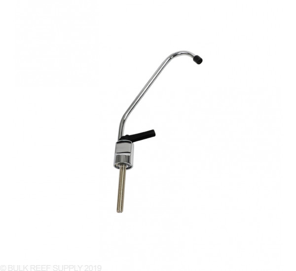 Brushed Nickel RO Faucet (OPEN BOX) - Bulk Reef Supply