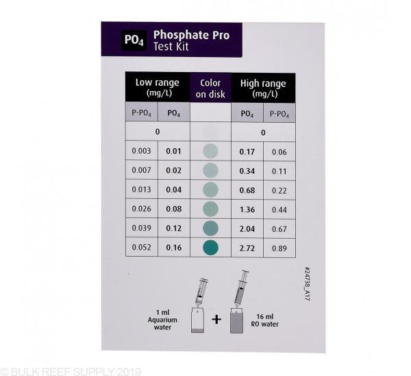 Red Sea Phosphate Pro (PO4) test kit