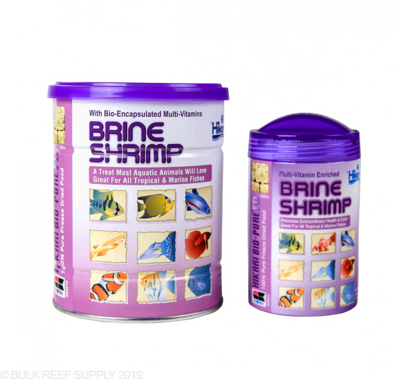 Freeze-Dried Brine Shrimp - Hakari
