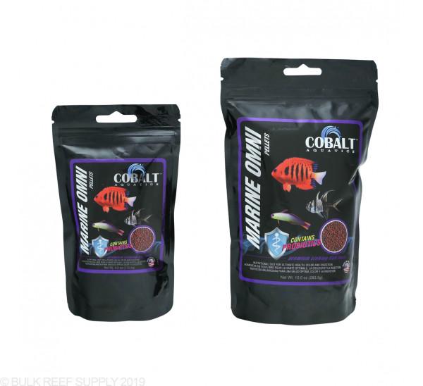 Cobalt Aquatics Marine Omnivore Pellets Fish Food