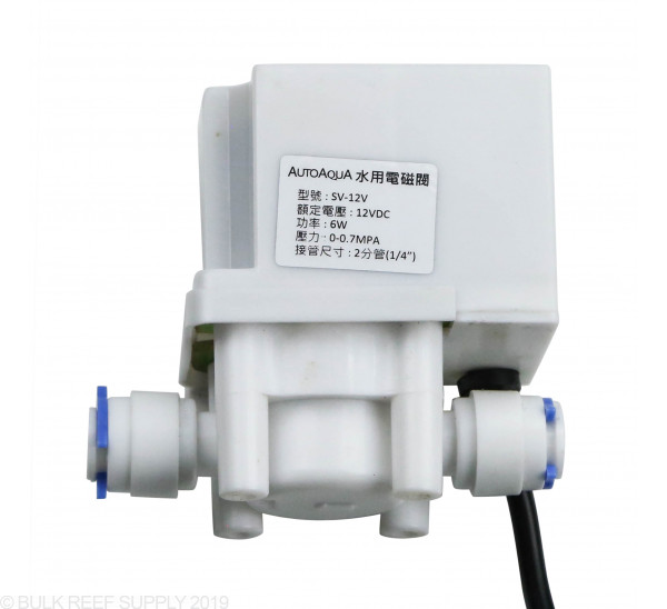 Solenoid for AutoAqua Smart ATO Systems