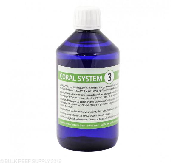 Coral System Component 3 - Korallen Zucht