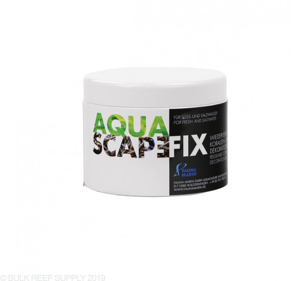 AquaScape Fix Bonding Adhesive - Fauna Marin - Bulk Reef ...