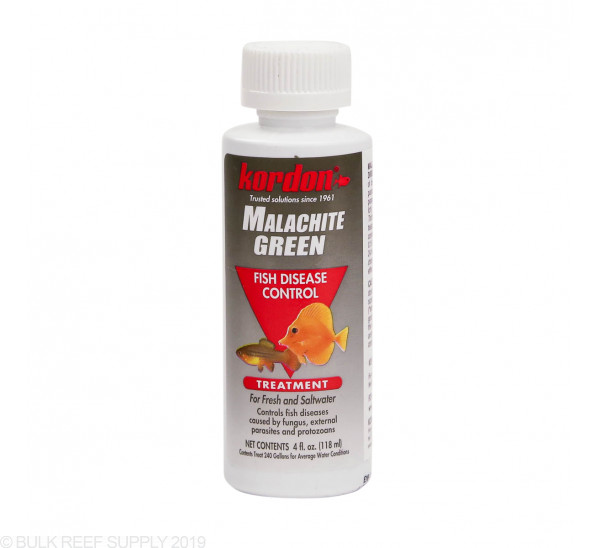 Malachite Green Disease Control - Kordon