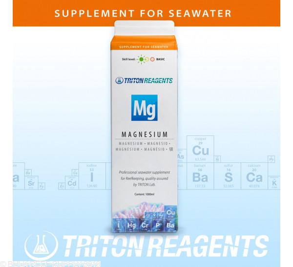 Trace Base Magnesium 1000mL - Triton