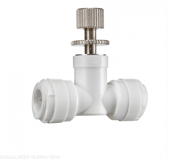 Push Connect Precision ACUC Valve - Puregen