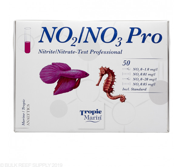 Pro Nitrite and Nitrate Test Kit - Tropic Marin