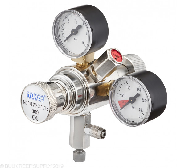 CO2 Regulator and Solenoid Kit 7077.400 - Tunze