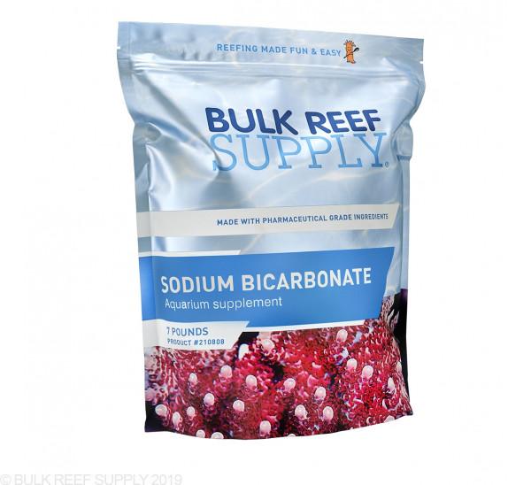 Bulk Sodium Bicarbonate 7 Pounds - Bulk Reef Supply