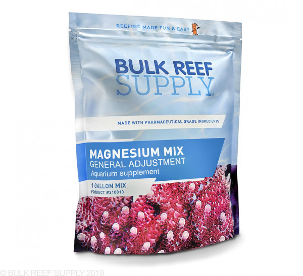 Magnesium Mix for General Adjustments - Bulk Reef Supply