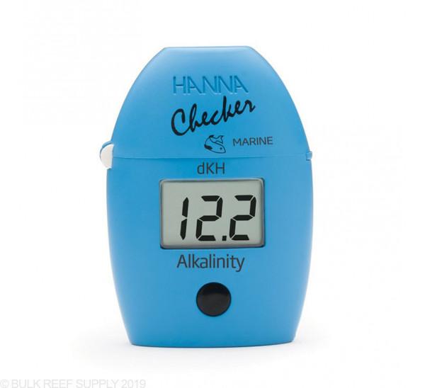 Alkalinity DKH Colorimeter HI772 Hanna Checker