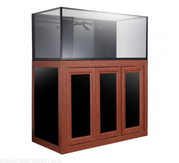 Nuvo INT 100 Aquarium with Wood APS Stand - Innovative Marine