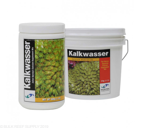 Two Little Fishies Kalkwasser - 2 Sizes Available