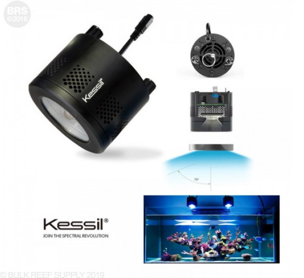 Kessil A360W-E Tuna Blue LED Aquarium Light