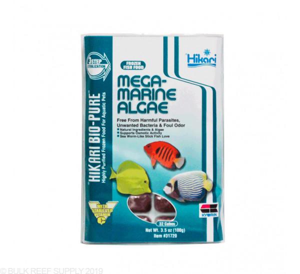 Hikari Bio-Pure Frozen Mega-Marine Algae 3.5 oz