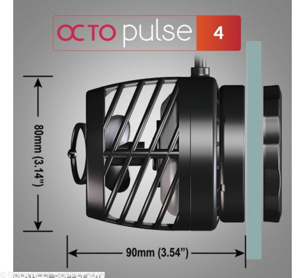 Octo Pulse 4 Wave Pump - Reef Octopus