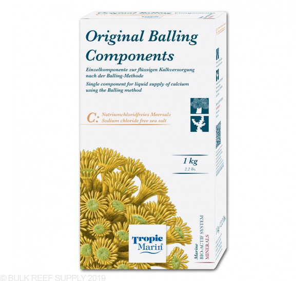 Bio-Calcium Orig. Balling Part C 1kg