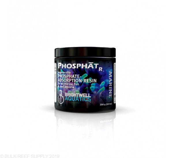PhosphatR - Regenerable Phosphate Adsorption Resin - Brightwell Aquatics