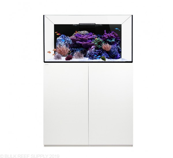 100.3 Platinum Reef System with White Cabinet (71 Gallon) - Waterbox