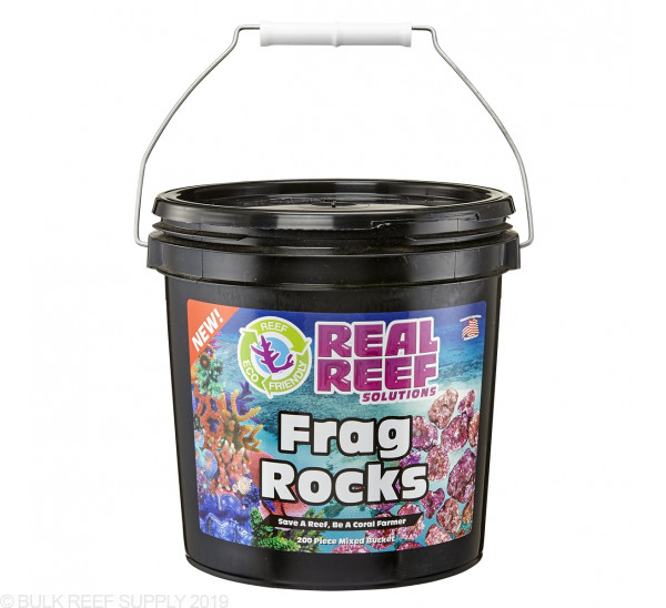 Frag Rock Bucket - Real Reef Solutions