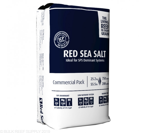 Aquarium Salt Mix - Red Sea