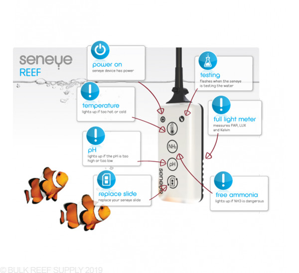 Seneye Reef Pack With WiFi Web Server