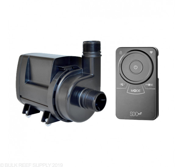 Syncra SDC 7.0 WiFi Controllable Pump (800-1900 GPH) - Sicce