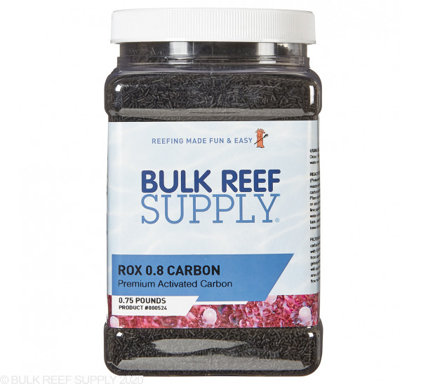 BRS Bulk Premium ROX 0.8 Aquarium Carbon