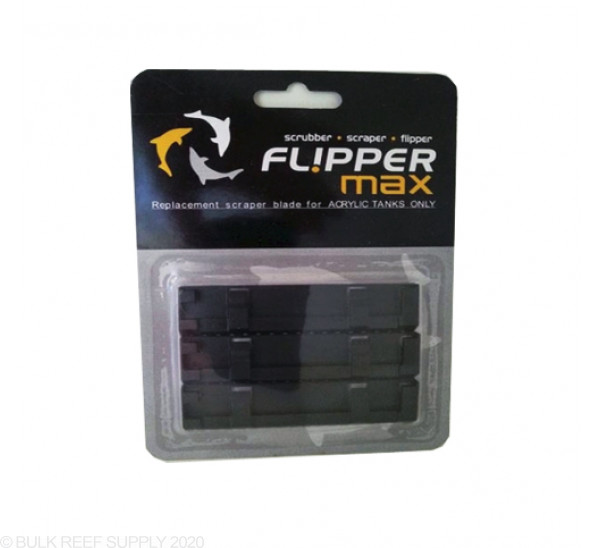 Flipper MAX Replacement Blades for Acrylic