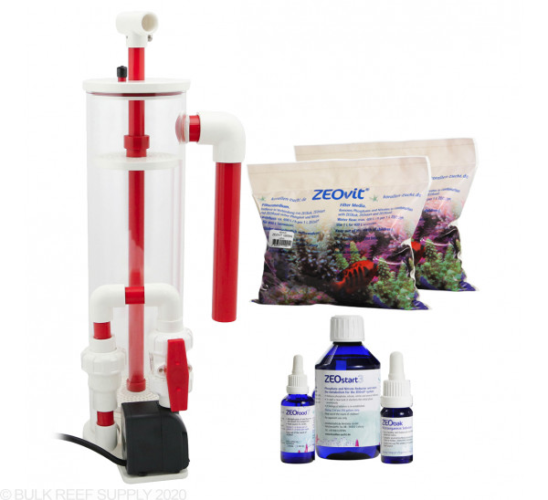 ZEOvit Starter Package with Vertex RX-Z 2.0L ZEOlite Reactor
