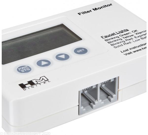 FM-2: Filter Monitor with Volumizer - HM Digital