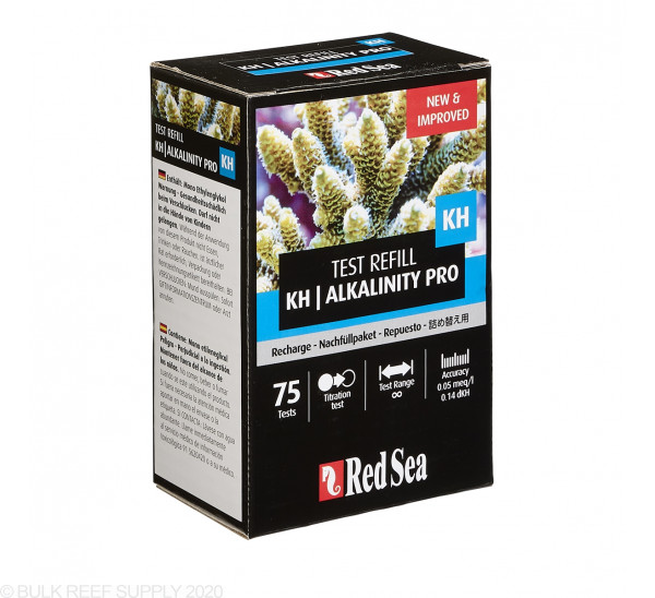 Red Sea Alkalinity Pro Reagent Refill Kit