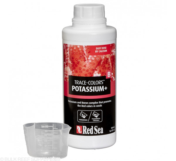500 mL of Red Sea Trace Colors B