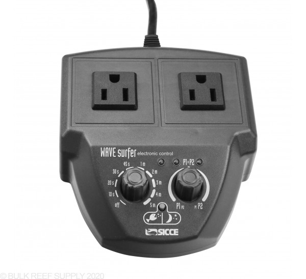 Sicce Wave Surfer Controller with 2 Voyager 4 Stream Pumps