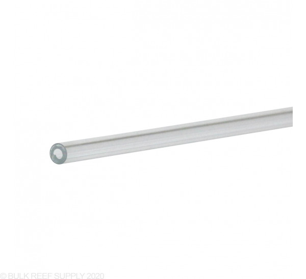 "1/4"" Clear Acrylic Tube -16"" Long Zoom"