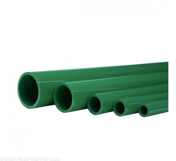 Green Furniture Grade Schedule 40 Pipe (5 ft)