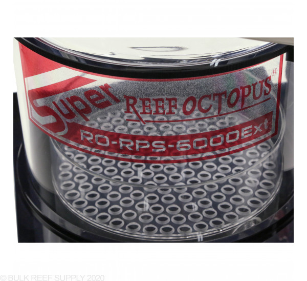 """Super Reef Octopus SRO-6000EXT 12"""" External Protein Skimmer"""